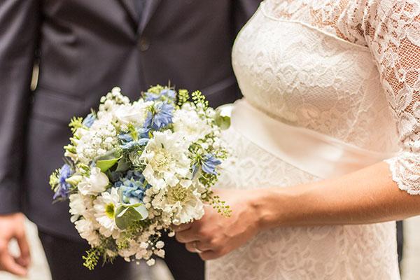 Posthorn Hochzeit