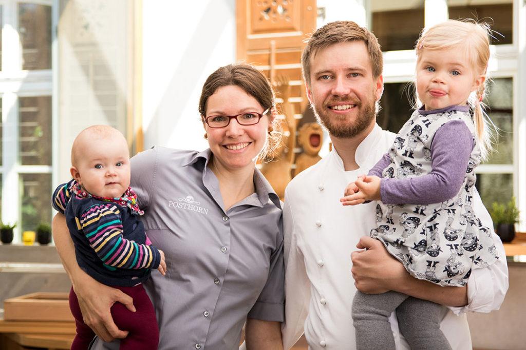 Posthorn - Familie Daniel Frech