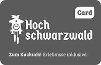 Hochschwarzwaldcard Logo 2016