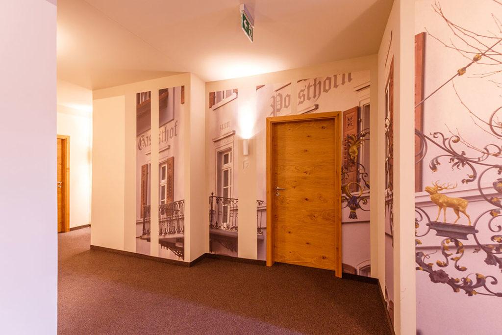 Hotel Posthorn - Übernachten Ühlingen