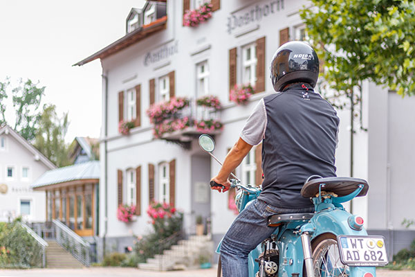 Hotel Posthorn Lage & Anreise