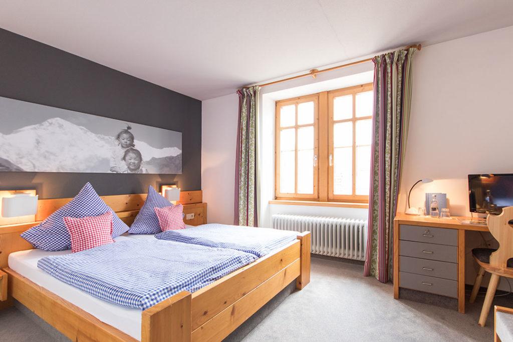 Hotel Posthorn - Zimmer
