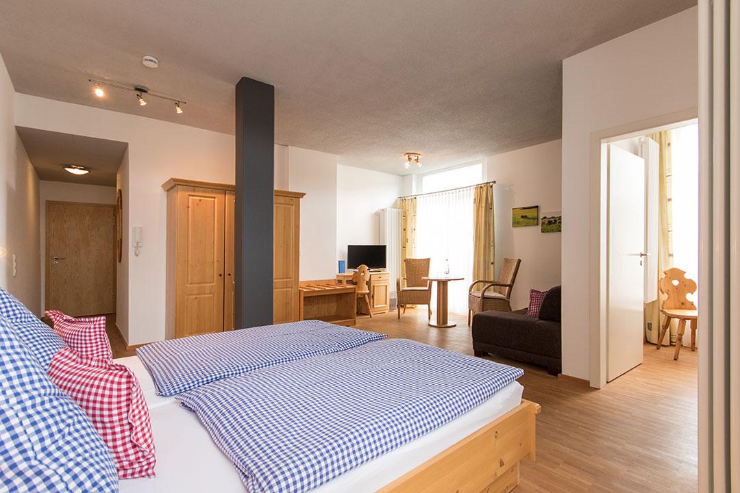 Hotel Posthorn Doppelzimmer Komfort