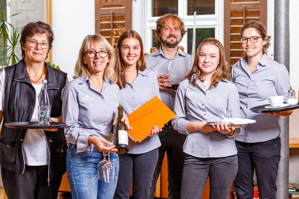 Posthorn - Team