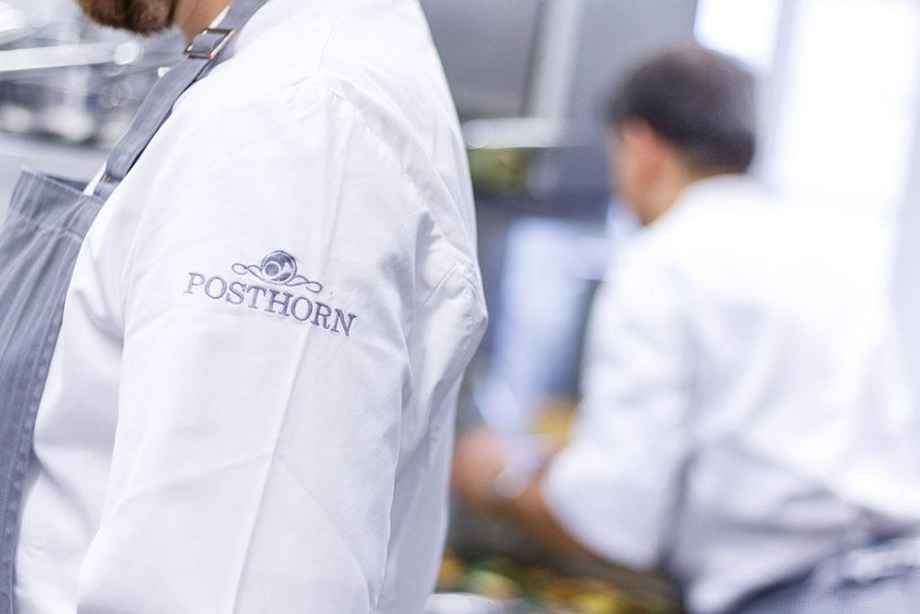 Restaurant Posthorn - Küche