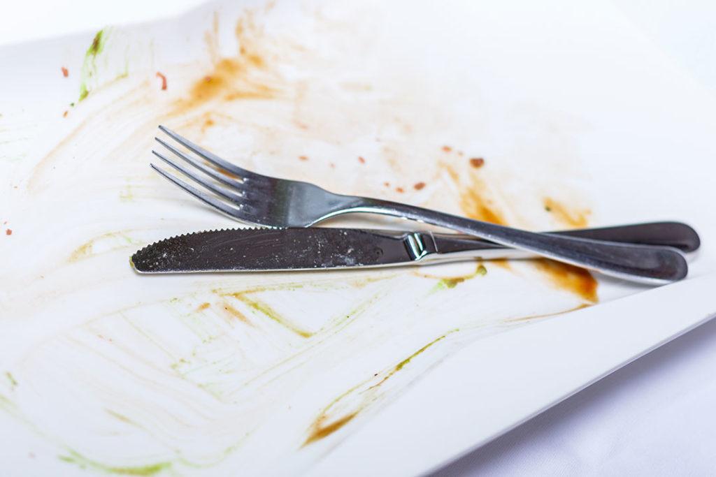 Restaurant Posthorn - Gericht