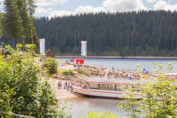 Hotel Posthorn Seerundfahrten