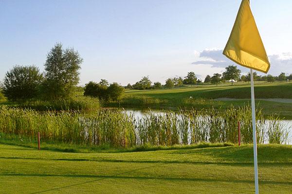 Hotel Posthorn Golfclub Oberealp