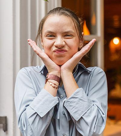 Posthorn-Team: Alina