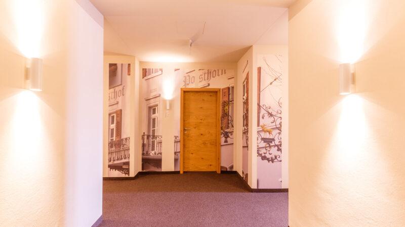 Hotel Posthorn Zimmer